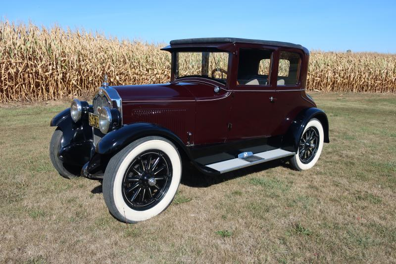 1925 Buick ready to show ! 002.JPG