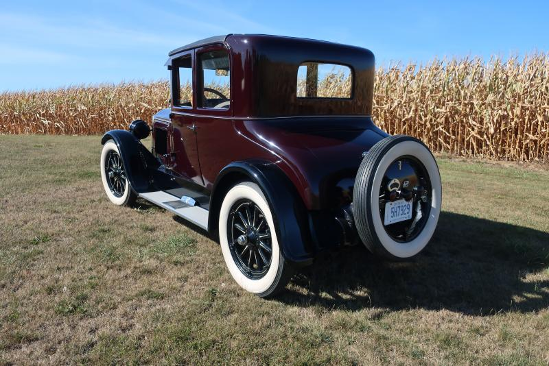 1925 Buick ready to show ! 004.JPG