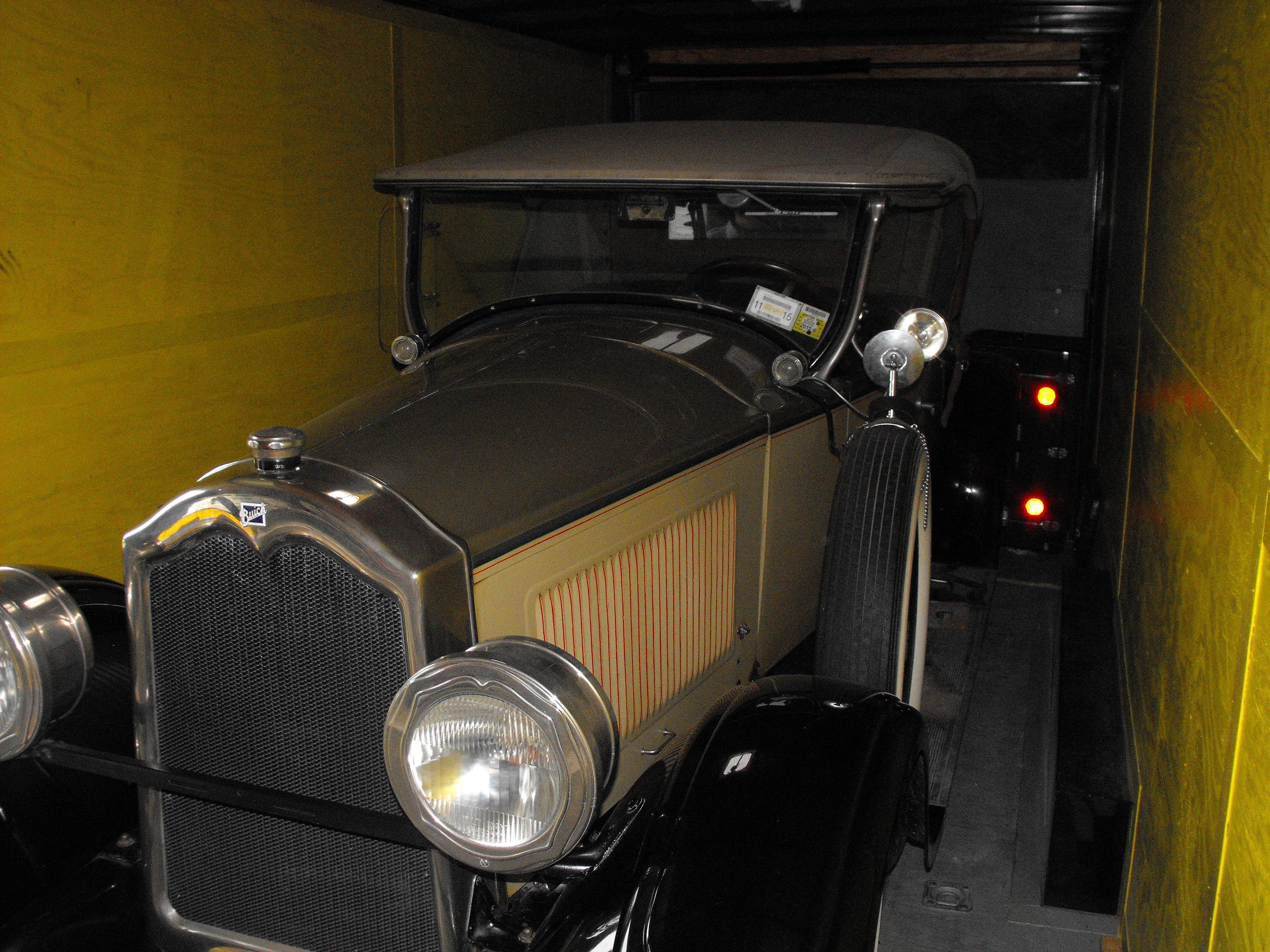 1926 Buick unrestored roadster amarillo TX craigslist ...