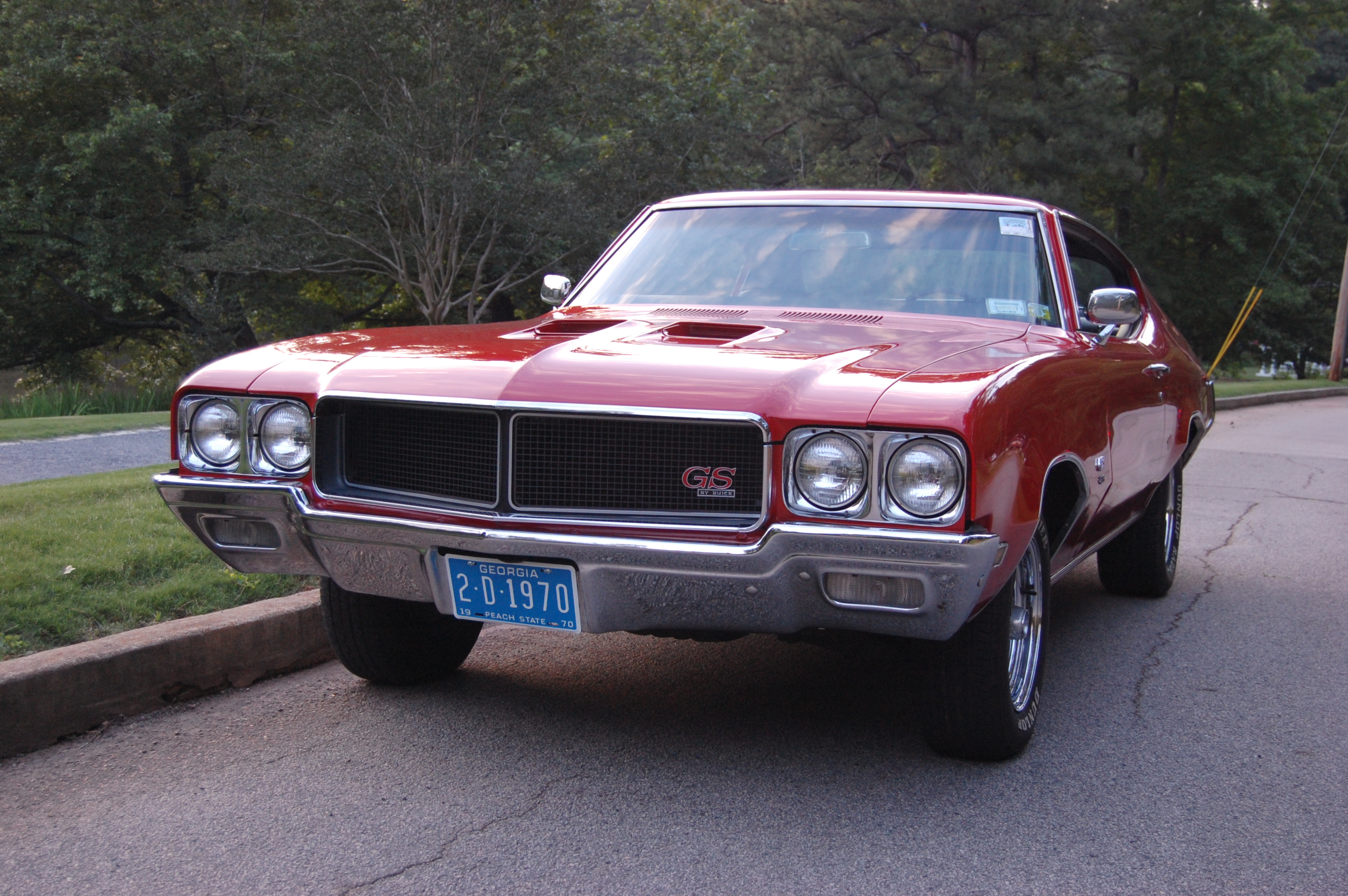 70 Buick GS455 in Atlanta GA, 20K - Cars For Sale - Antique ...