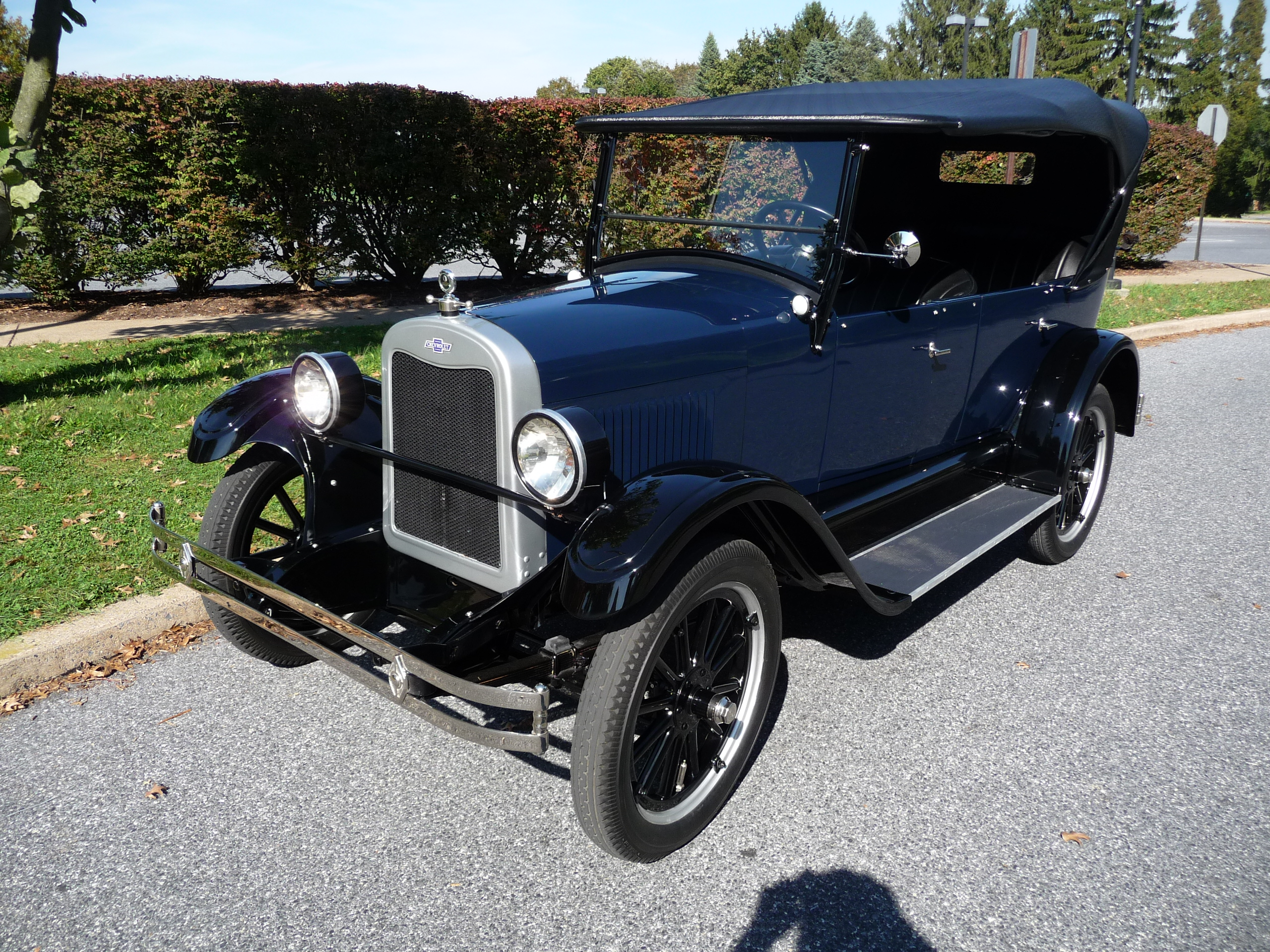 1927 Chevrolet touring Superior Series V $24,900 new photos added 02 ...