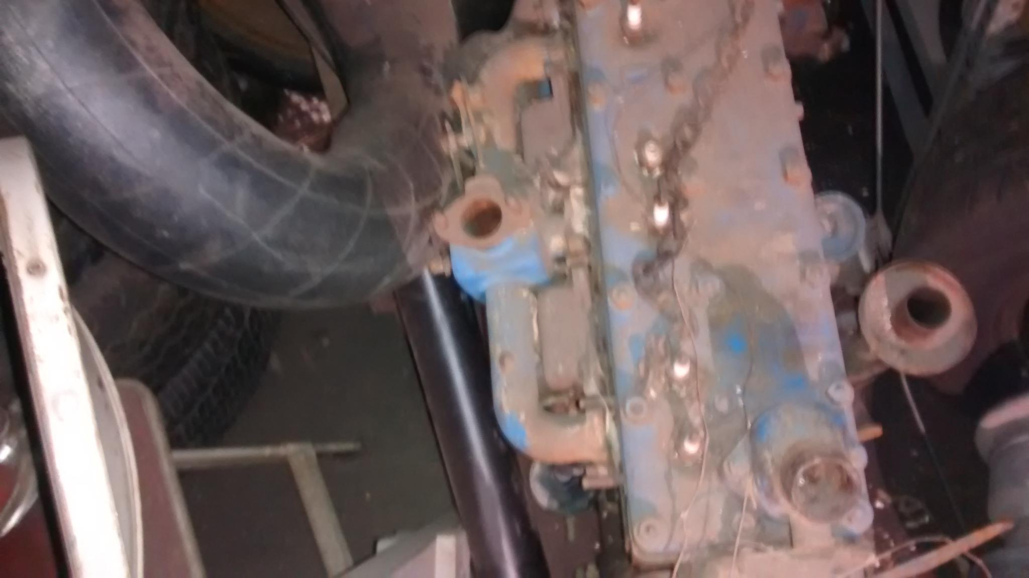 Wanted - 1934-38 Dodge intake and exhaust manifold - Parts