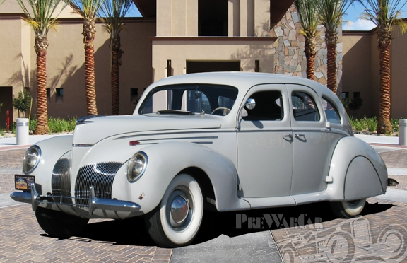 1939 Lincoln Zephyr Cars For Sale Antique Automobile Club Of