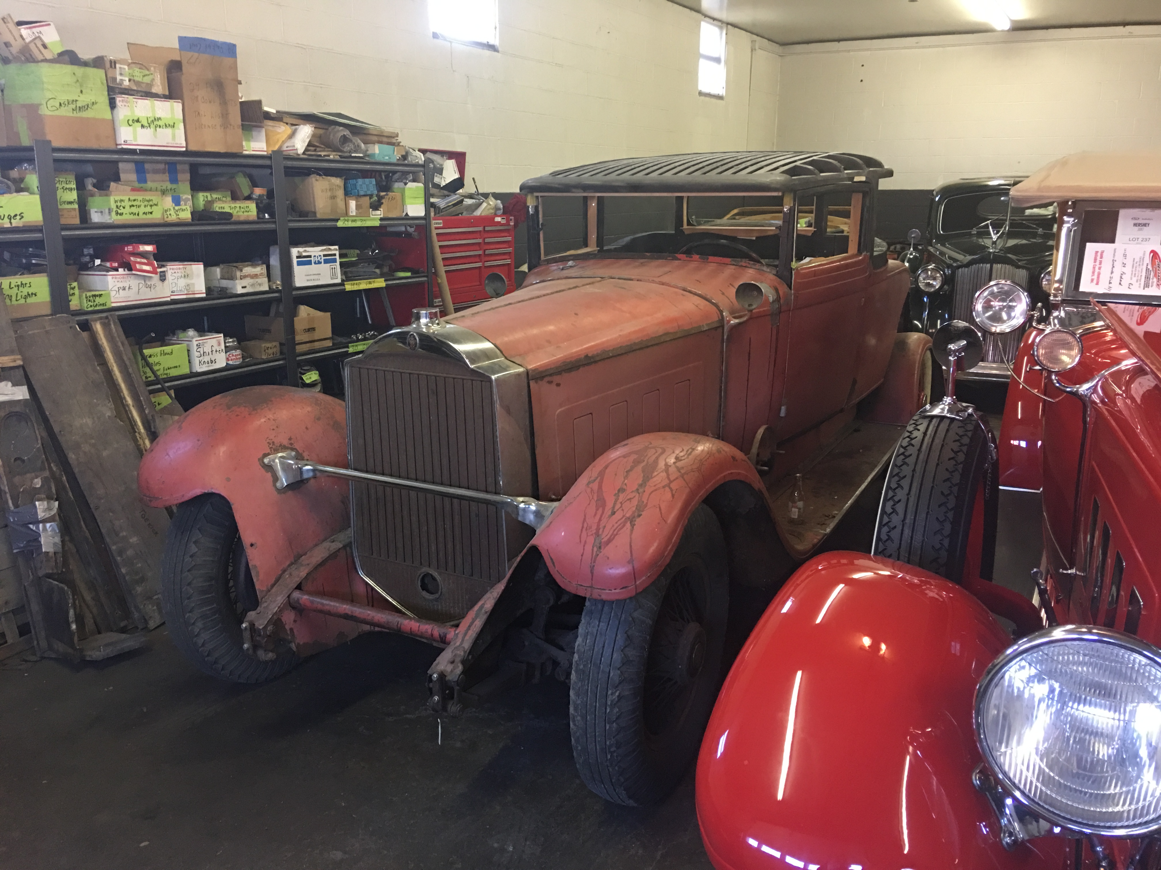 1929 Packard 6-45 Dietrich 2-4 Coupe For Sale - Cars For Sale ...