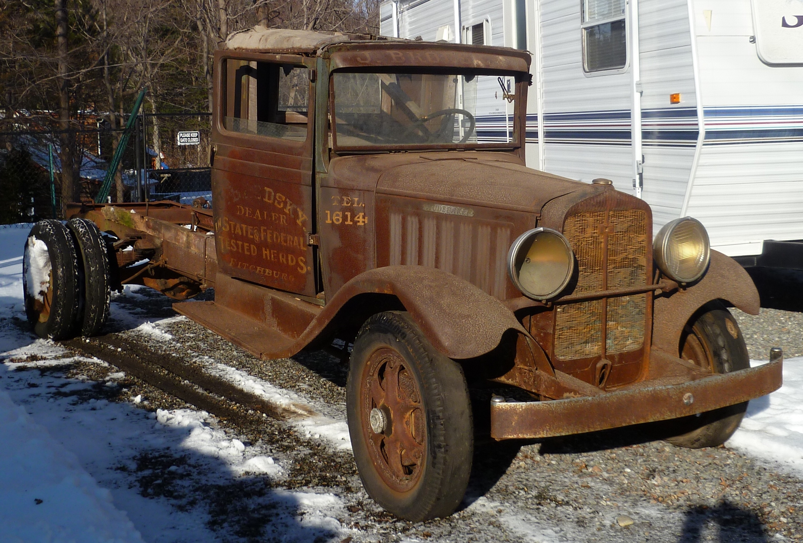 1931 Studebaker SPA 2-Ton Truck - Parts For Sale - Antique ...