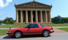 The Parthenon in Centennial Park, Nashville, TN