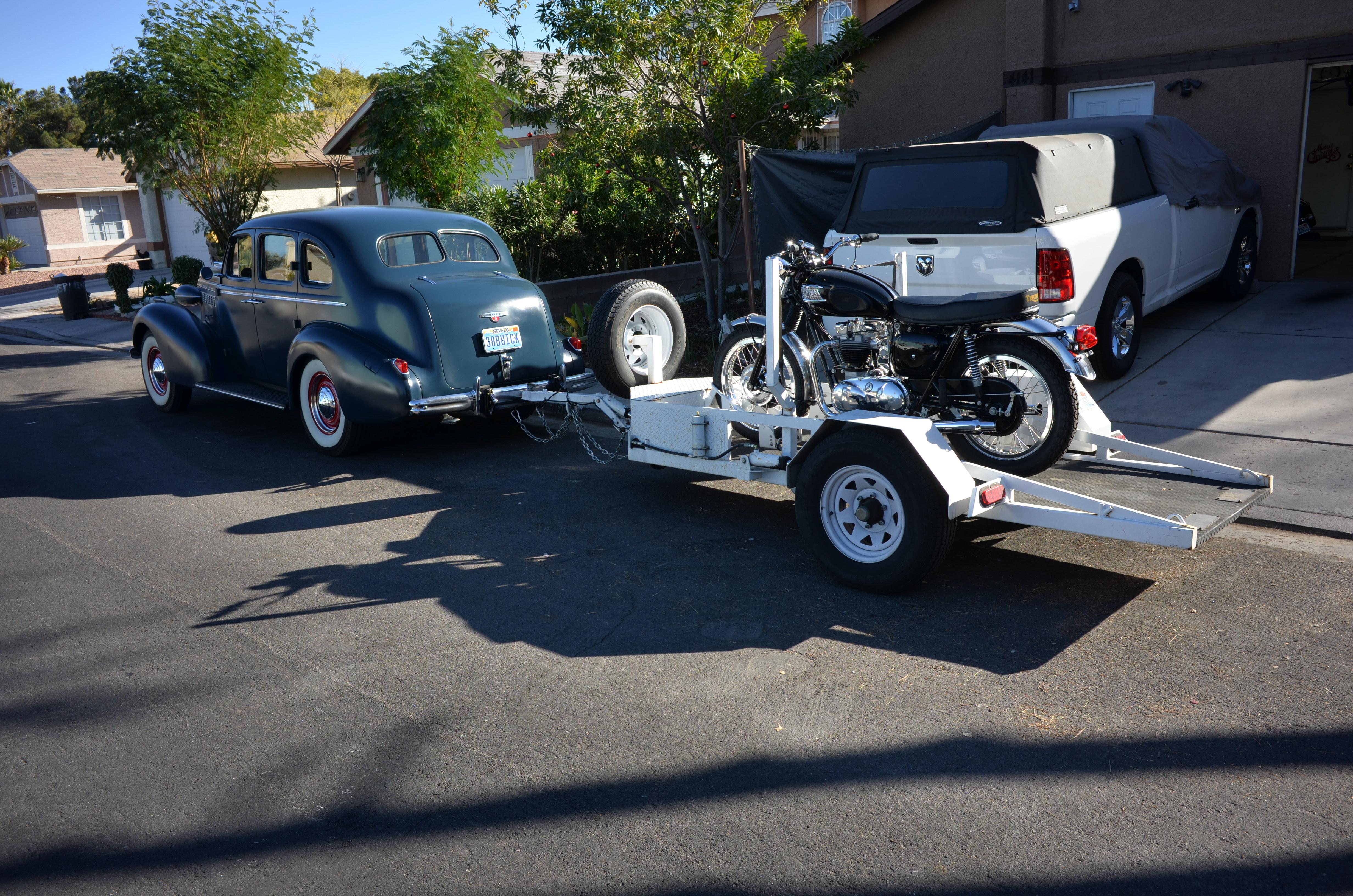 TRAILER HITCH - Buick - Pre War - Antique Automobile Club of America ...