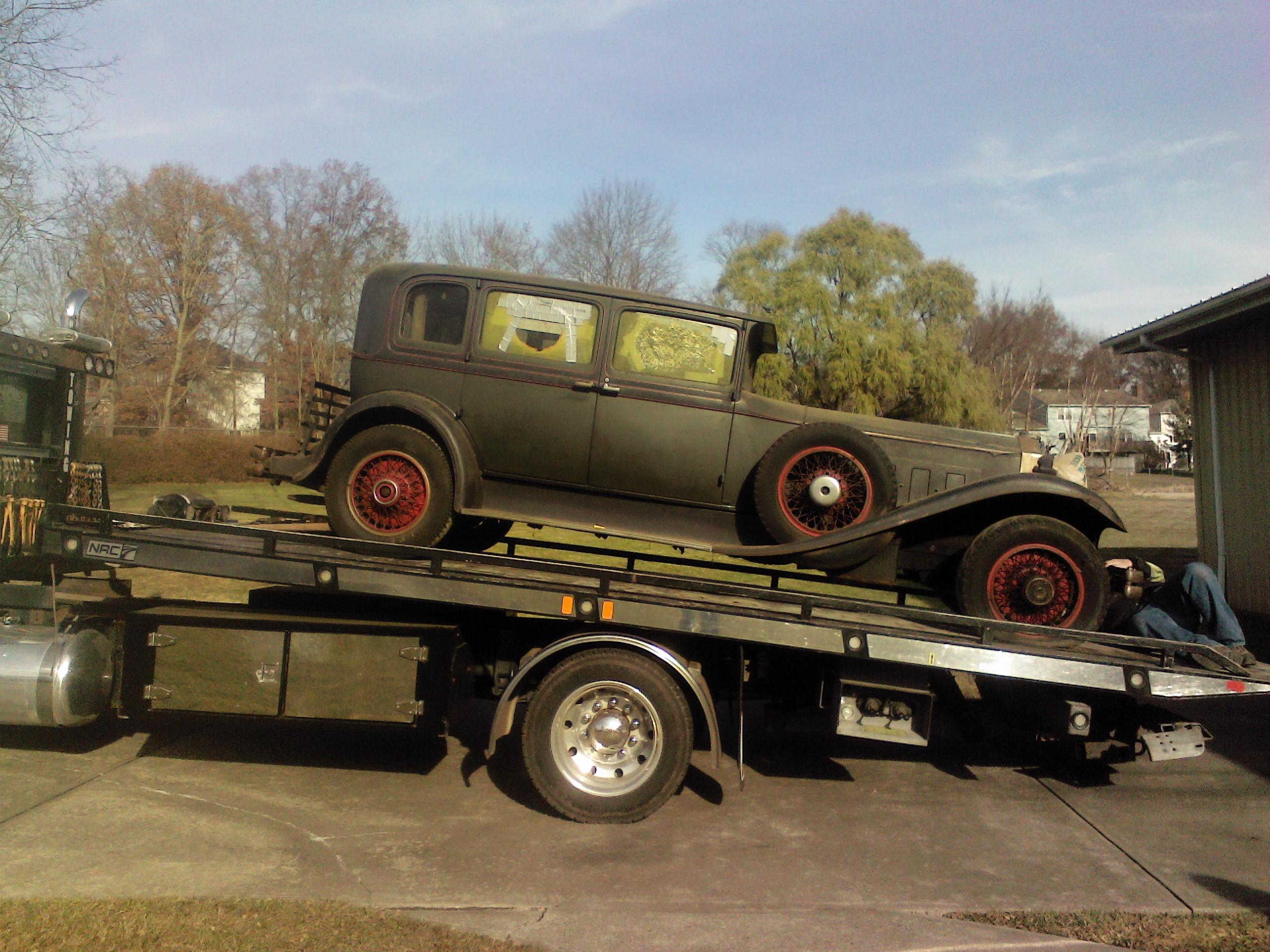 1930 Packard 745 Like 1