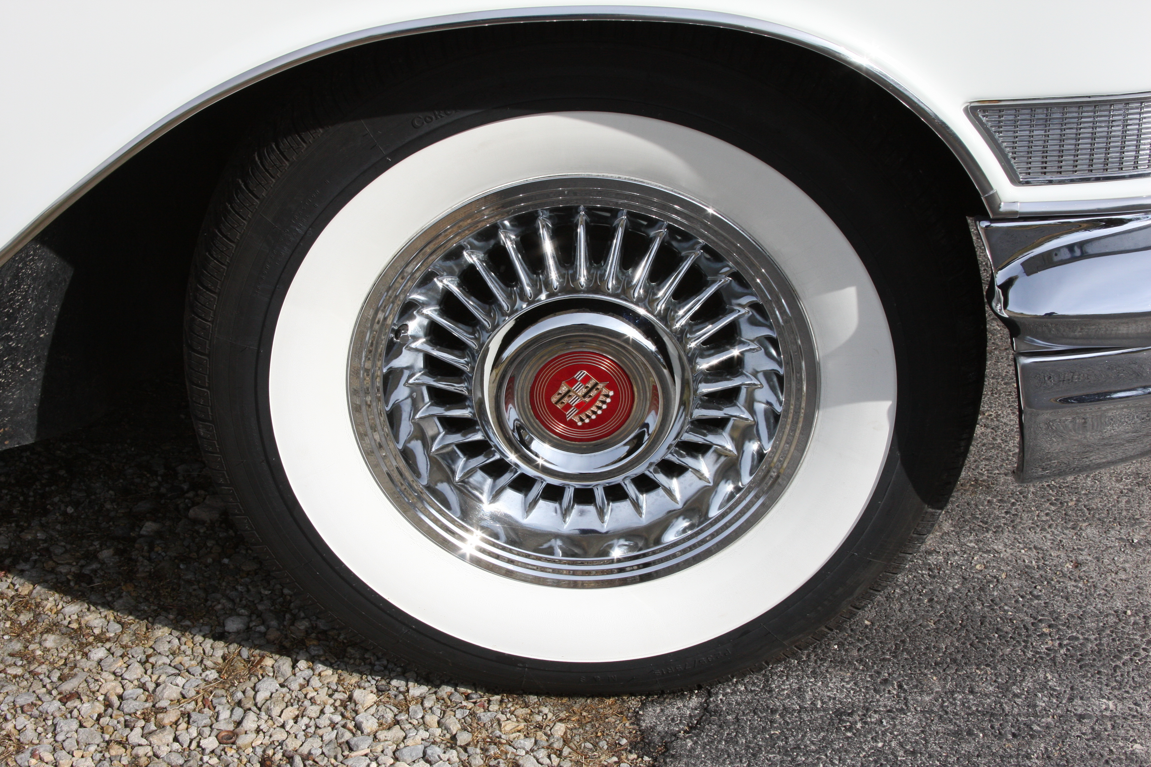 Early Factory Aluminum Wheel Options? - General Discussion - Antique ...