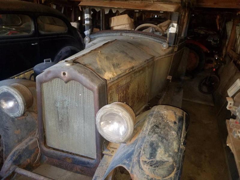 Oregon Desert model 45\'s Content - Page 3 - Antique Automobile ...