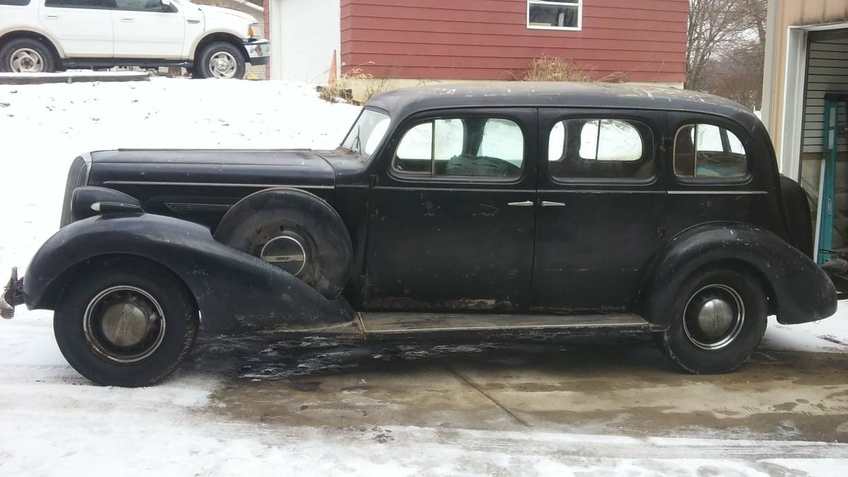 1936 Buick 90L Akron-Canton craigslist - Buick - Buy/Sell ...
