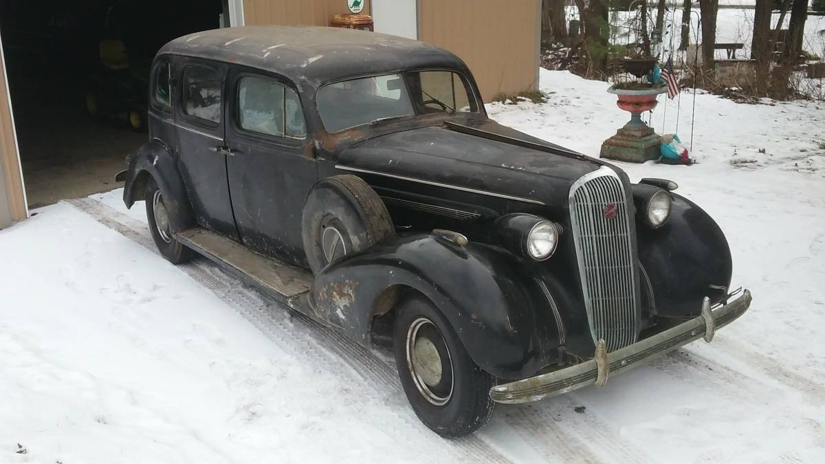 1936 Buick 90l Akron Canton Craigslist Buick Buy Sell Antique