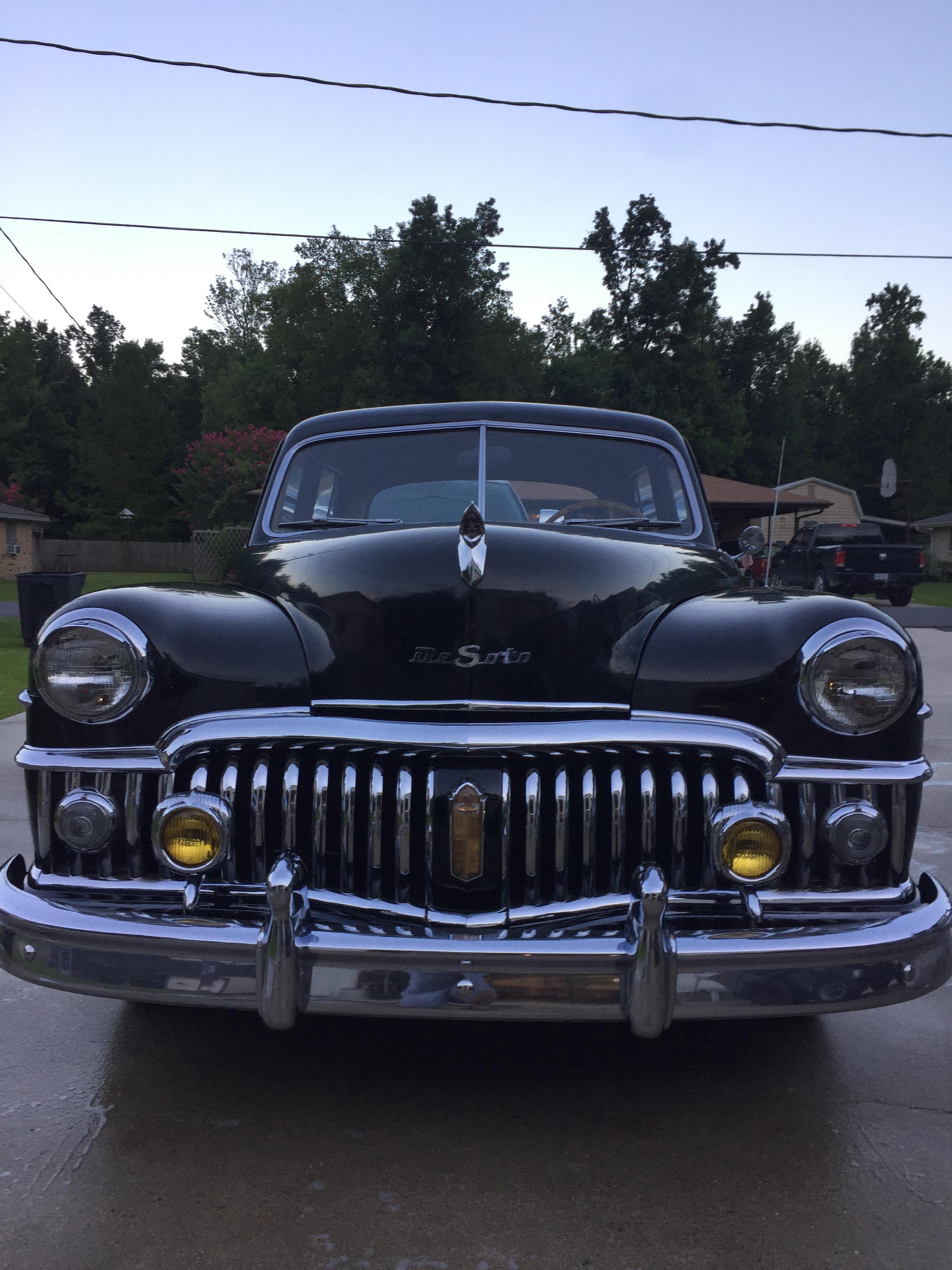 1950 desoto for sale $13,500 - Cars For Sale - Antique