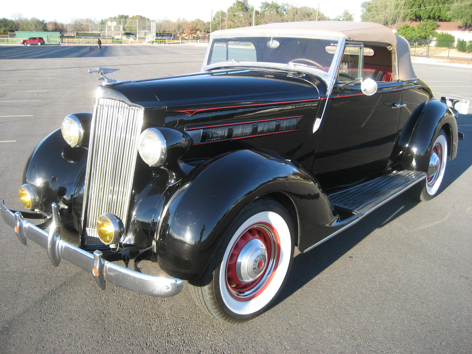 1937 115c Convertible Coupe for sale... - Buy/Sell - Packard ...