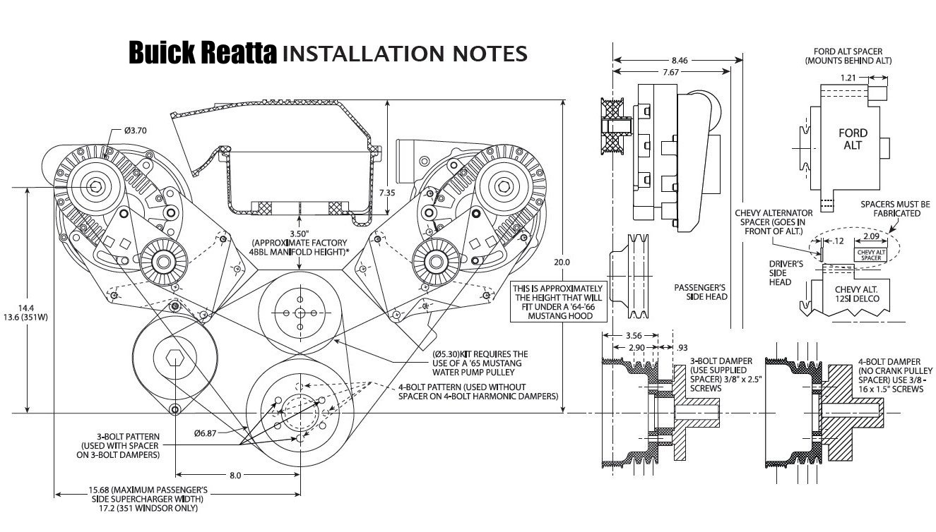 Power Enhancement Ideas Page 4 Buick Reatta Antique Automobile 1989 Parts Vacuum Paxton Reattathumbe687a3514723a45ffd2df9a23058646e