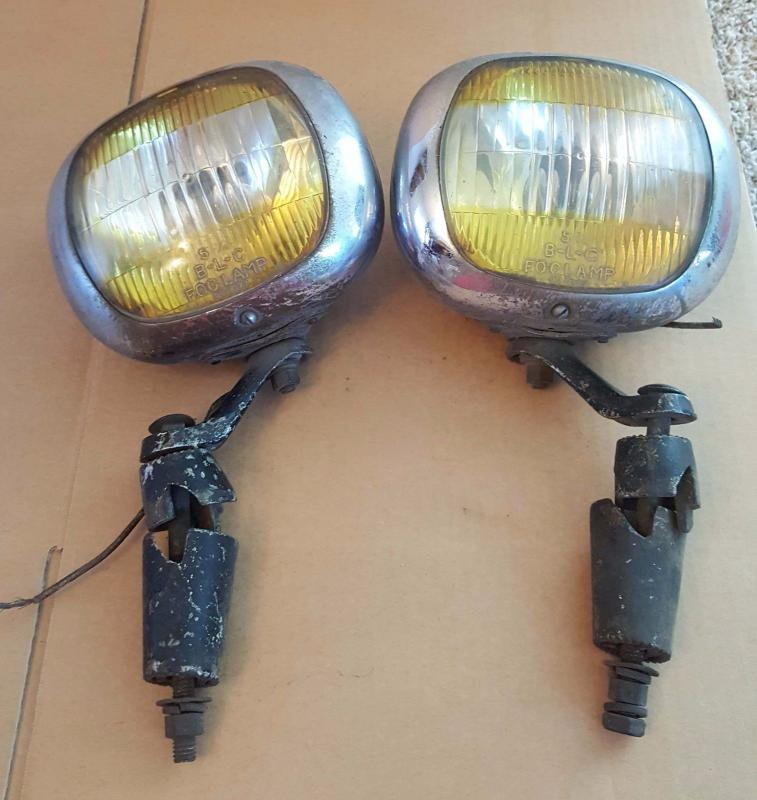 6v Fog Light Wiring Technical Antique Automobile Club Of America Discussion Forums