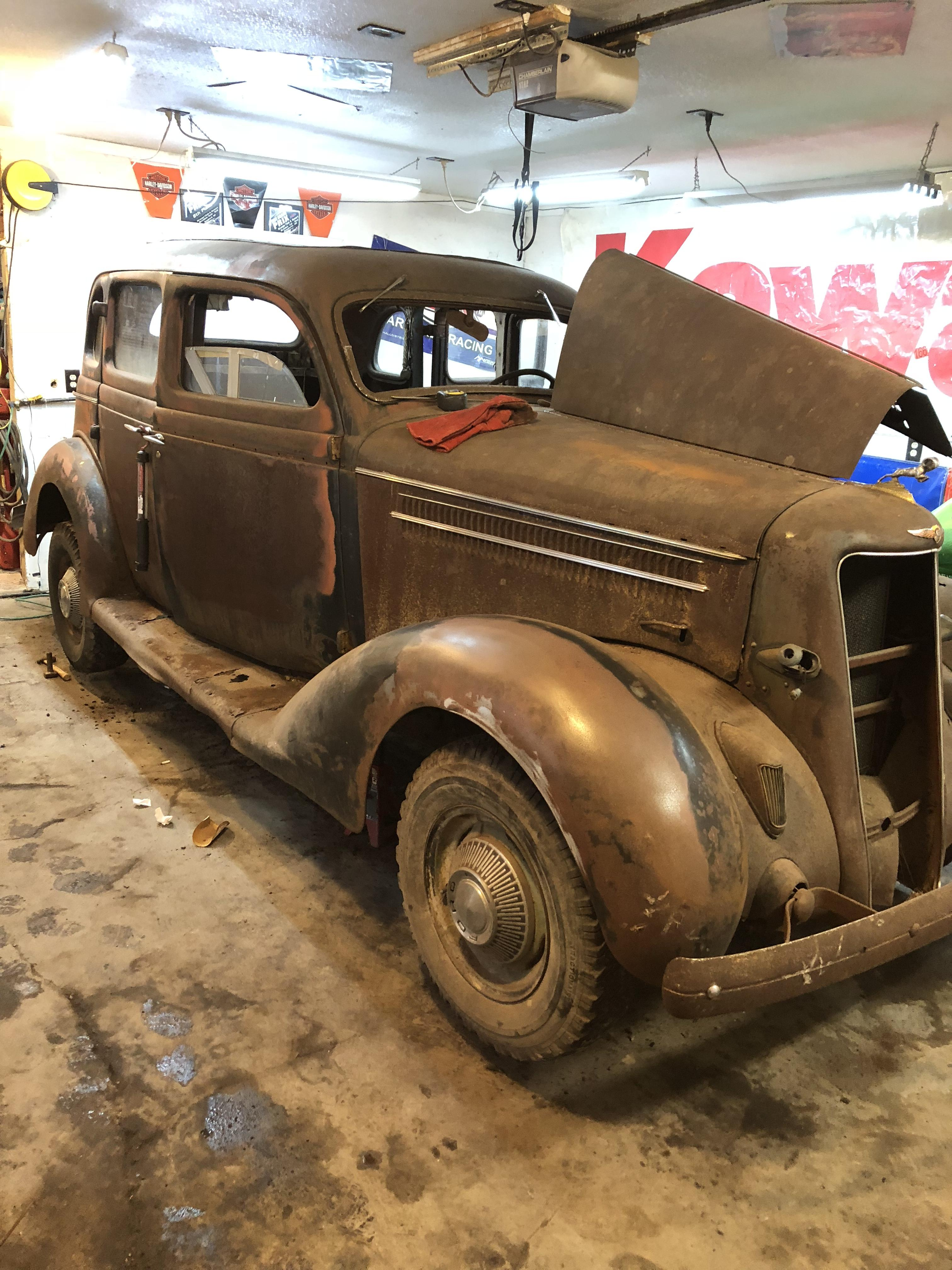 any interest in 1935 dodge brothers sedan parts - Parts For Sale ...