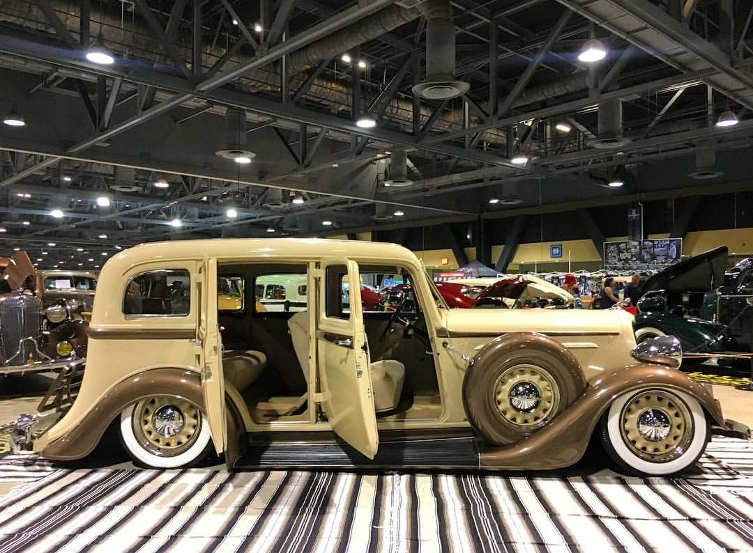Kindig 1934 Dodge - Dodge & Dodge Brothers - Antique