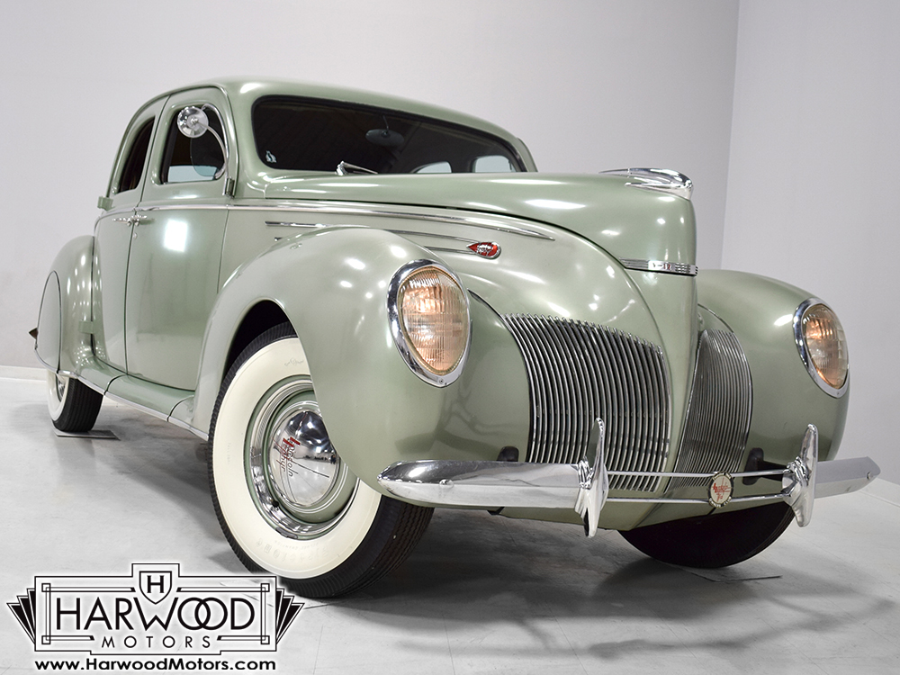 1939 Lincoln Zephyr Sold Cars For Sale Antique Automobile Club