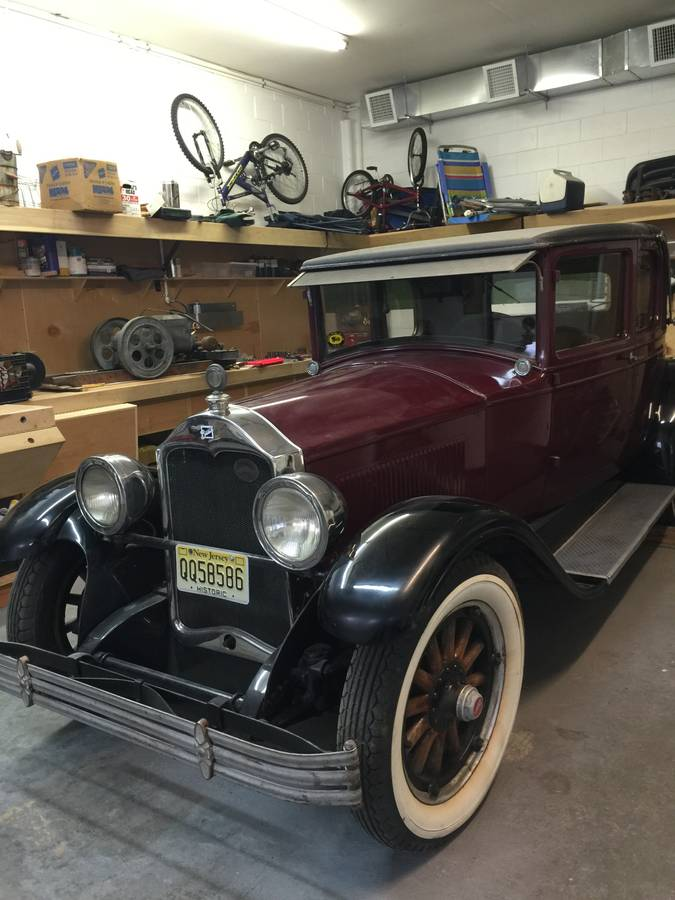 1928 Buick Coupe newjersey craigslist - Buick - Buy/Sell - Antique