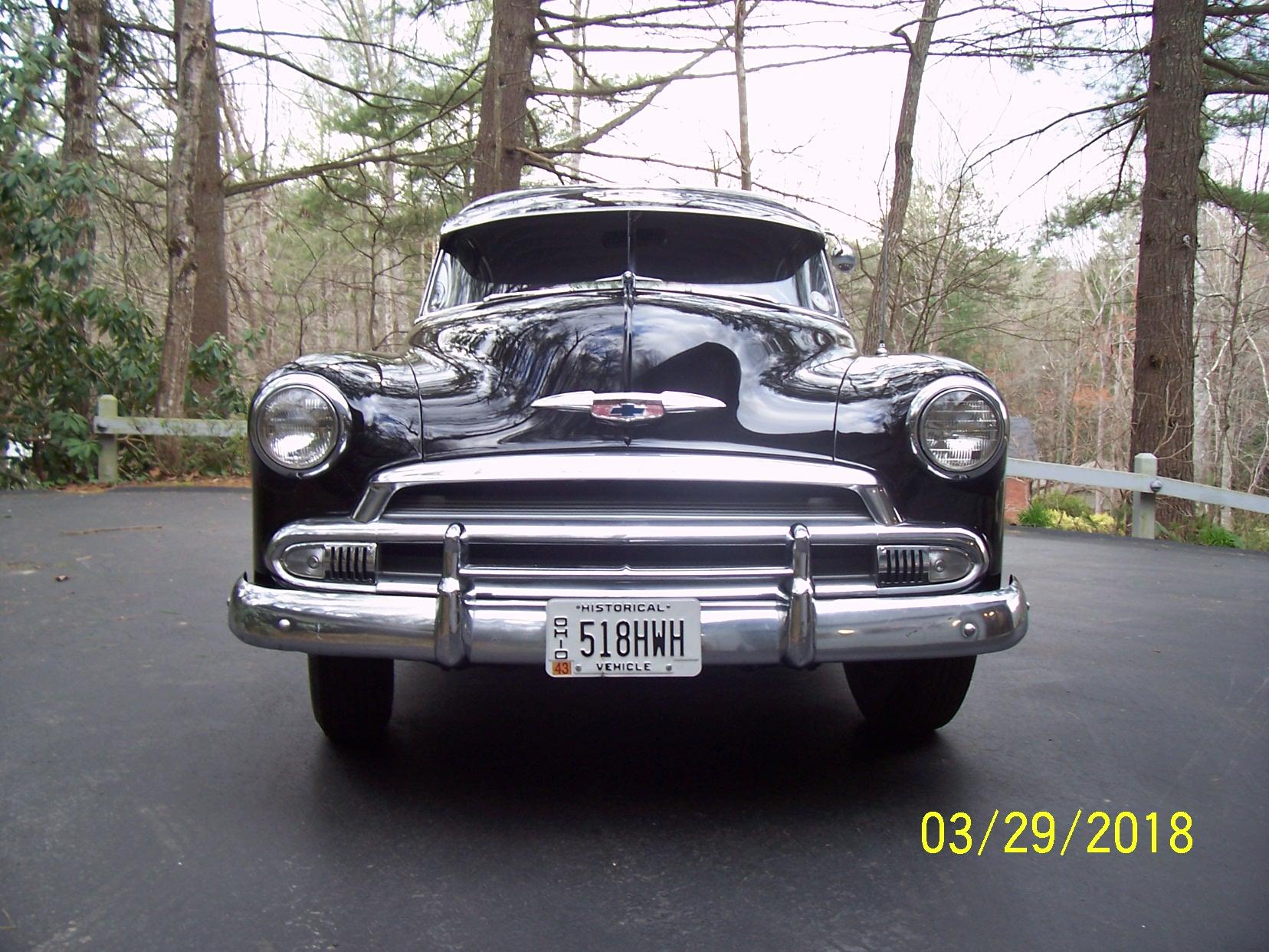 1951 Chevrolet Styleline Deluxe 2 Door Sedan Cars For Sale Chevy Paint Colors 104 5592