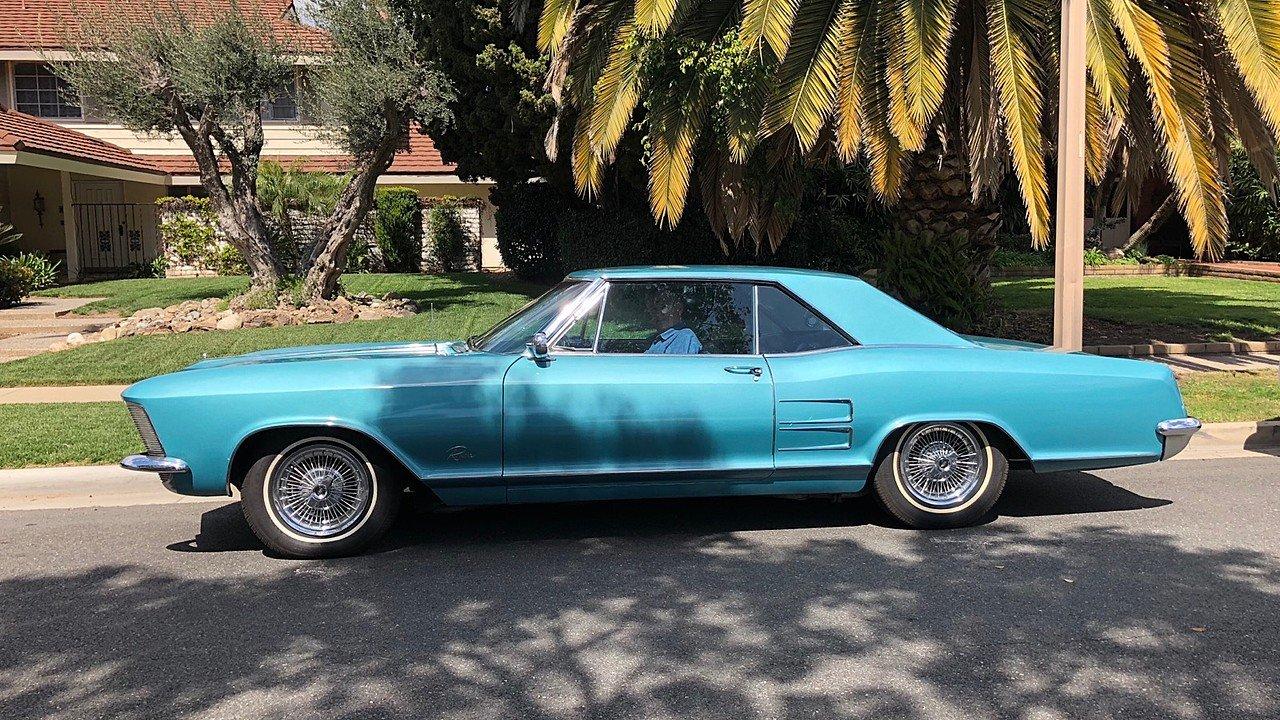 1965 Buick Riviera For Sale On Craigslist – automobilindustrie