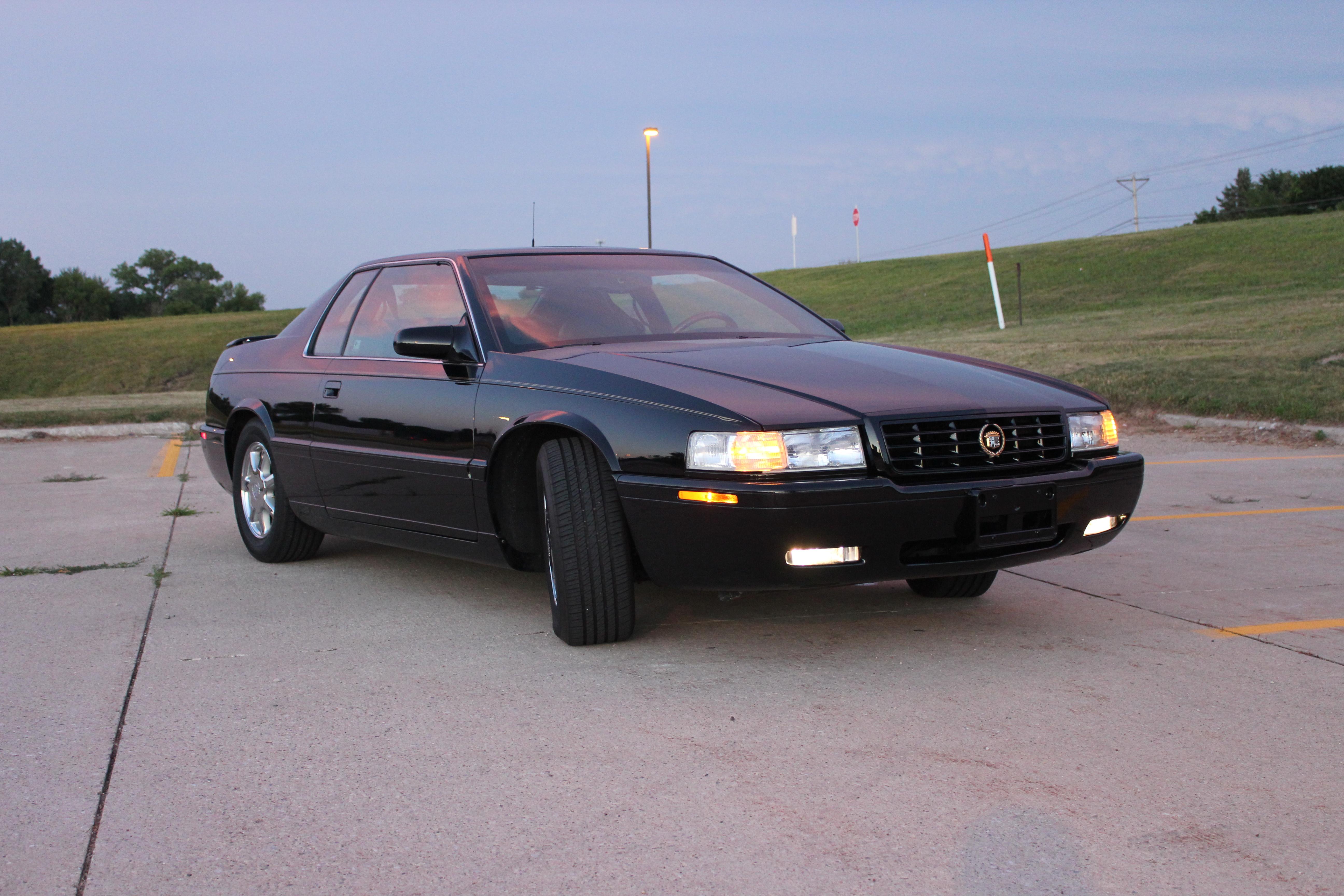 2001 Cadillac Eldorado ETC - Survivor - Cars For Sale - Antique ...