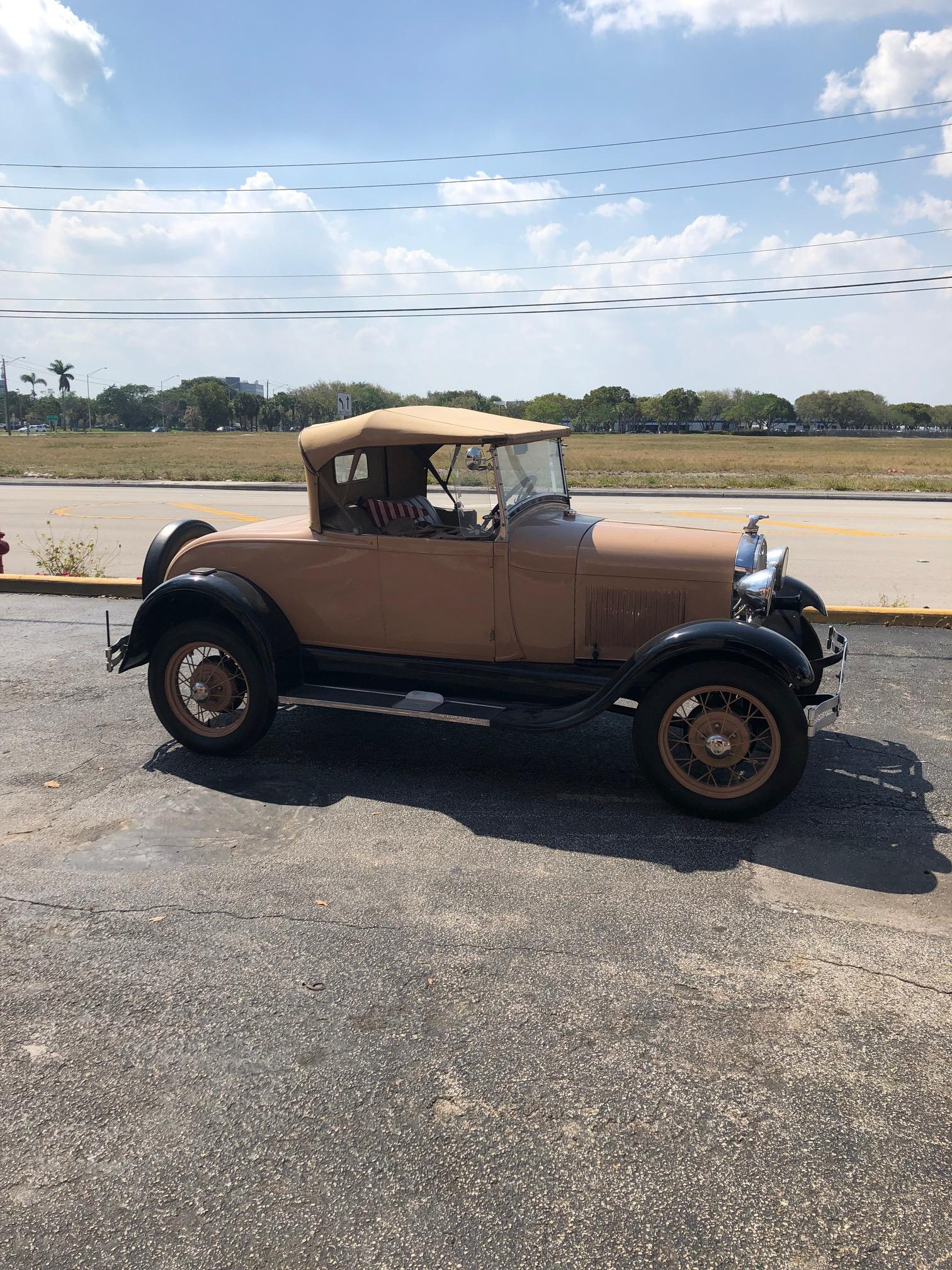 1928 convertible and 1930 hard top Model A for sale - Cars For Sale ...