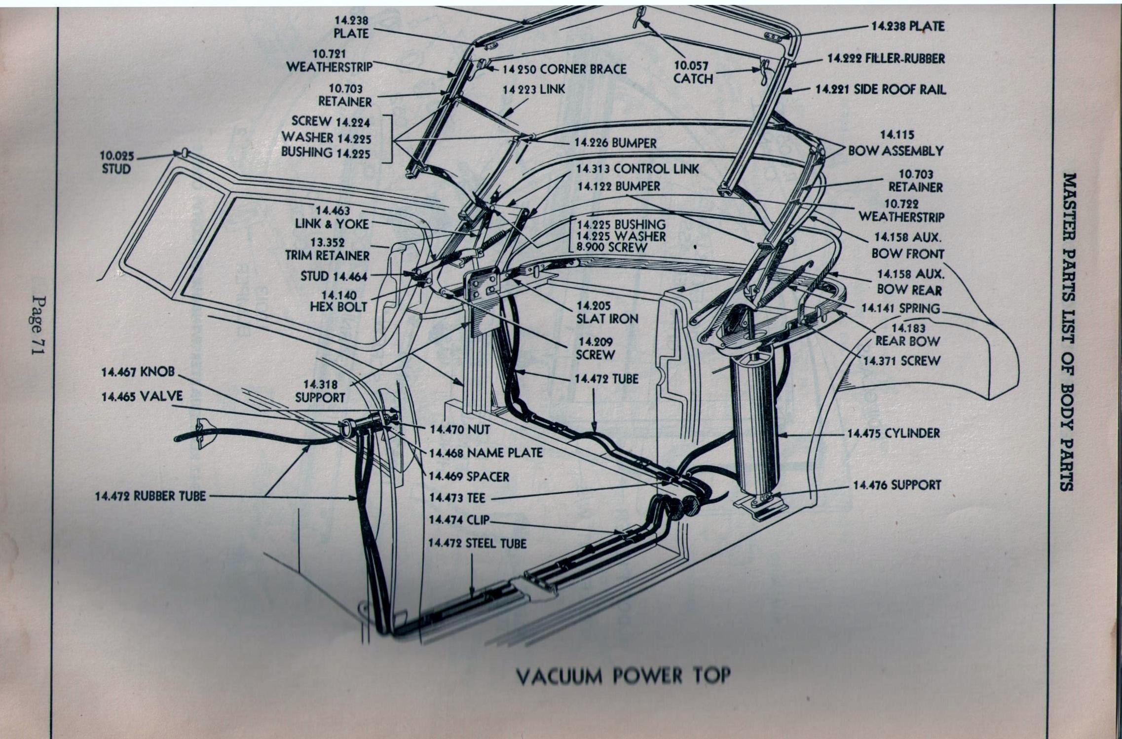buick vacuum diagram