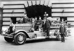 Fire Apparatus - Antique and Vintage Fire Department Vehicles