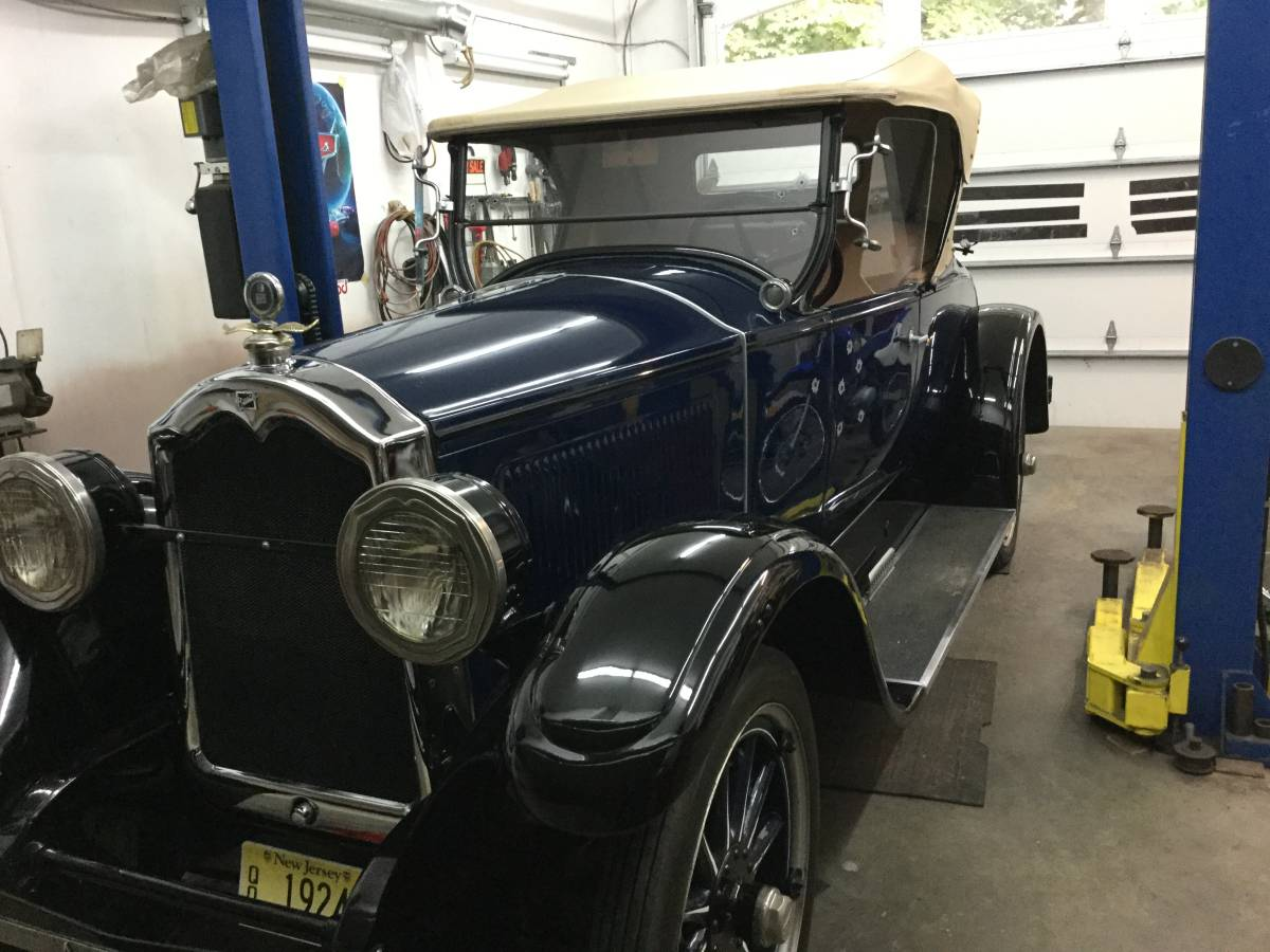1924 Buick model 44 roadster central NJ craigslist - Buick