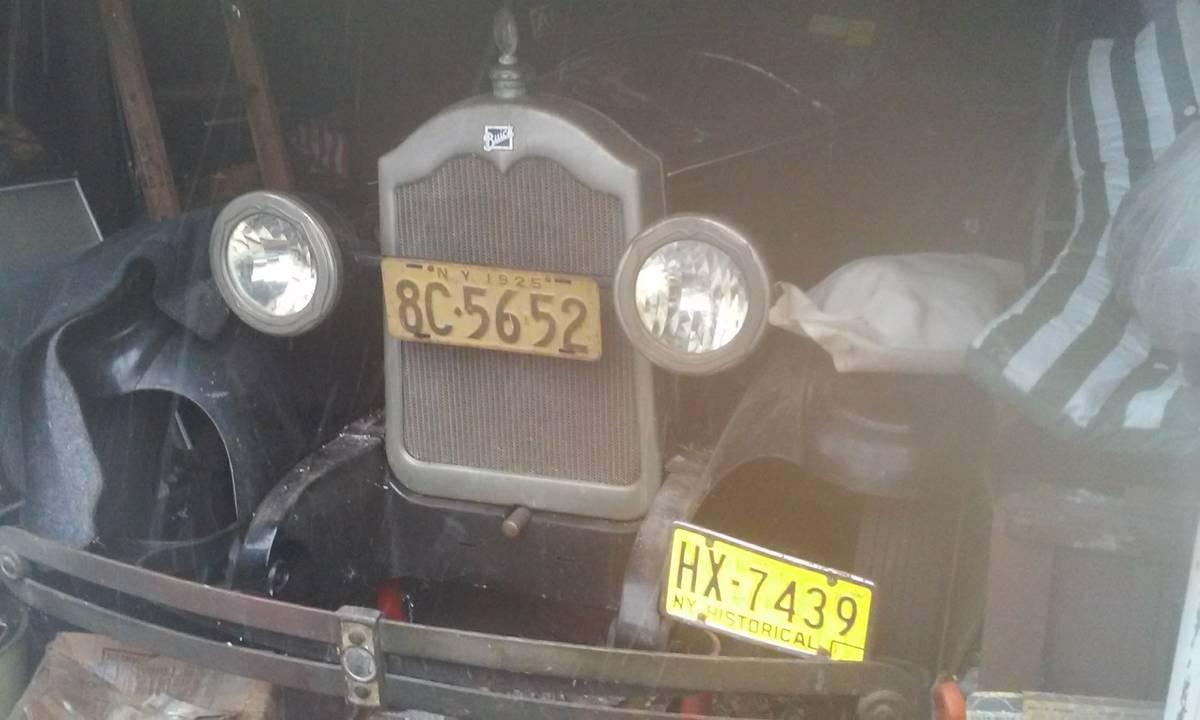 1925 BUICK model 25 touring longisland NY craigslist - Buick