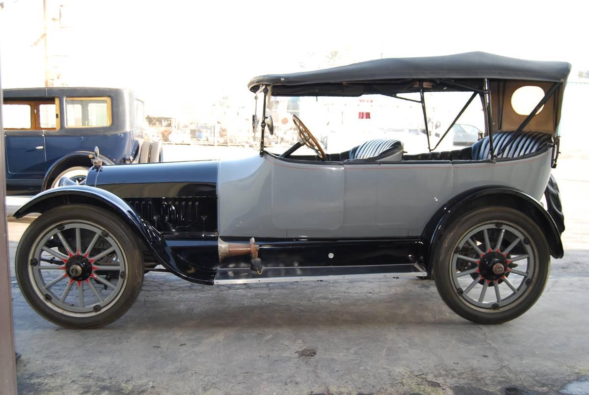 1916 Buick touring visalia CA craigslist - Buick - Buy/Sell
