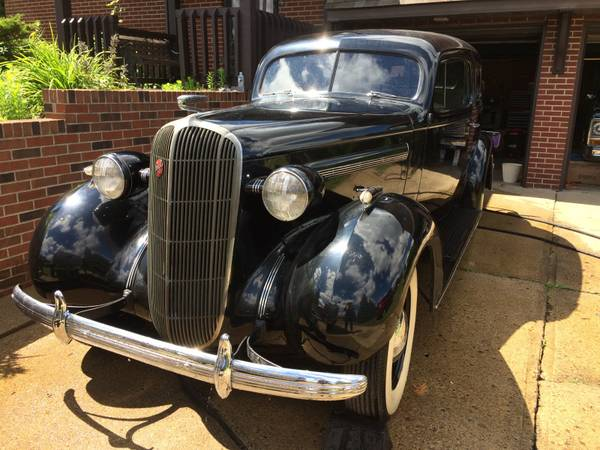1936 Buick - Pittsburgh Craigslist - Buick - Buy/Sell - Antique