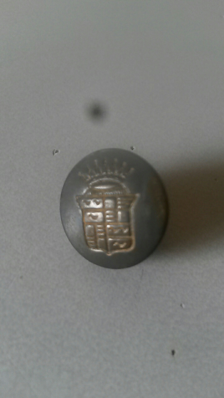 1920s 1930s Cadillac Upholstery Buttons Ccca General
