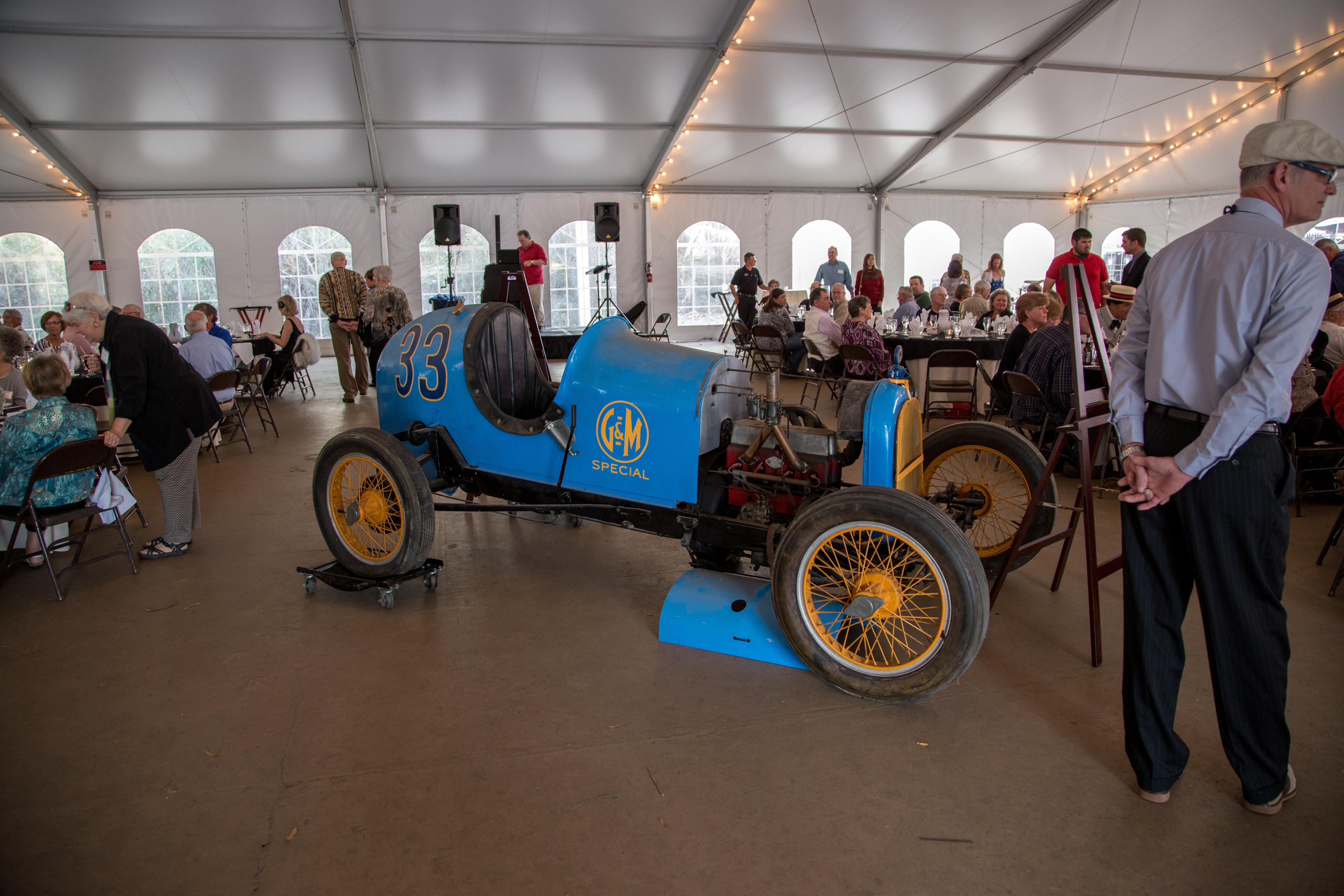 1925 Ford steel bodied big race car. History from new! See photos ...
