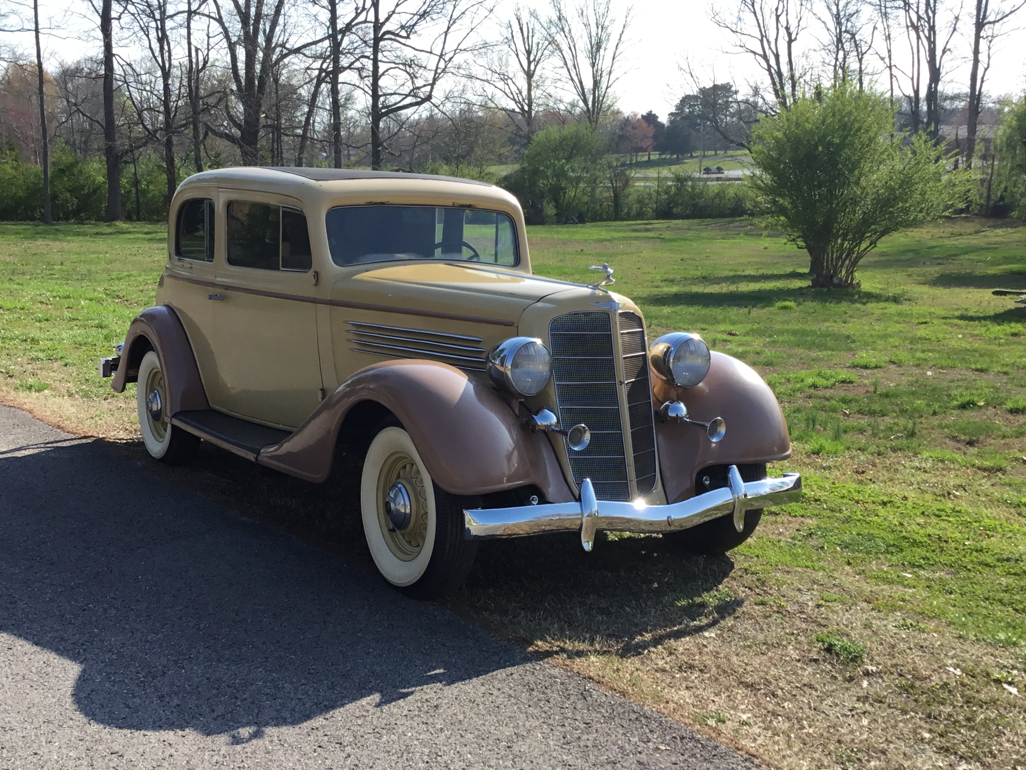 1935 Buick model 58 for sale - Buick - Buy/Sell - Antique Automobile ...