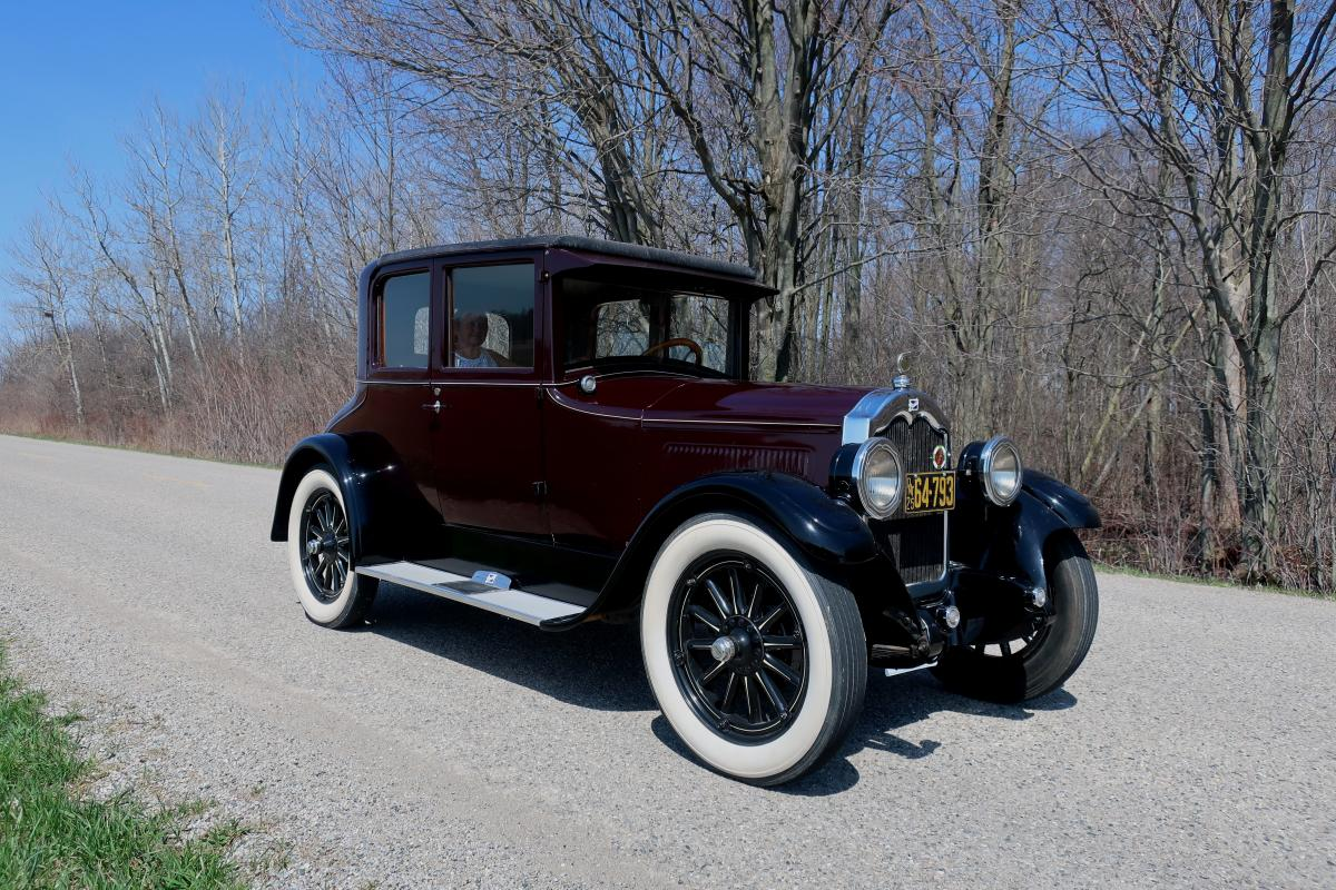 1925 Buick first run 2018 001.JPG