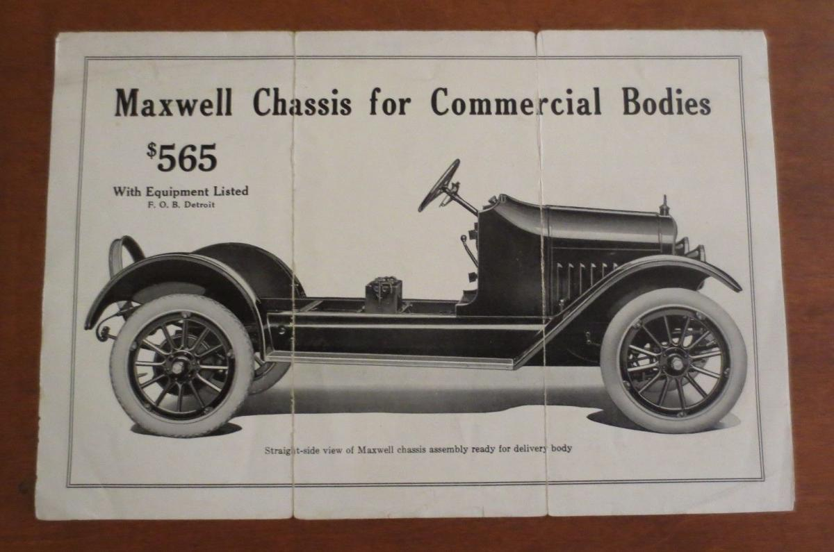 Maxwell Commercial Chassis.jpg