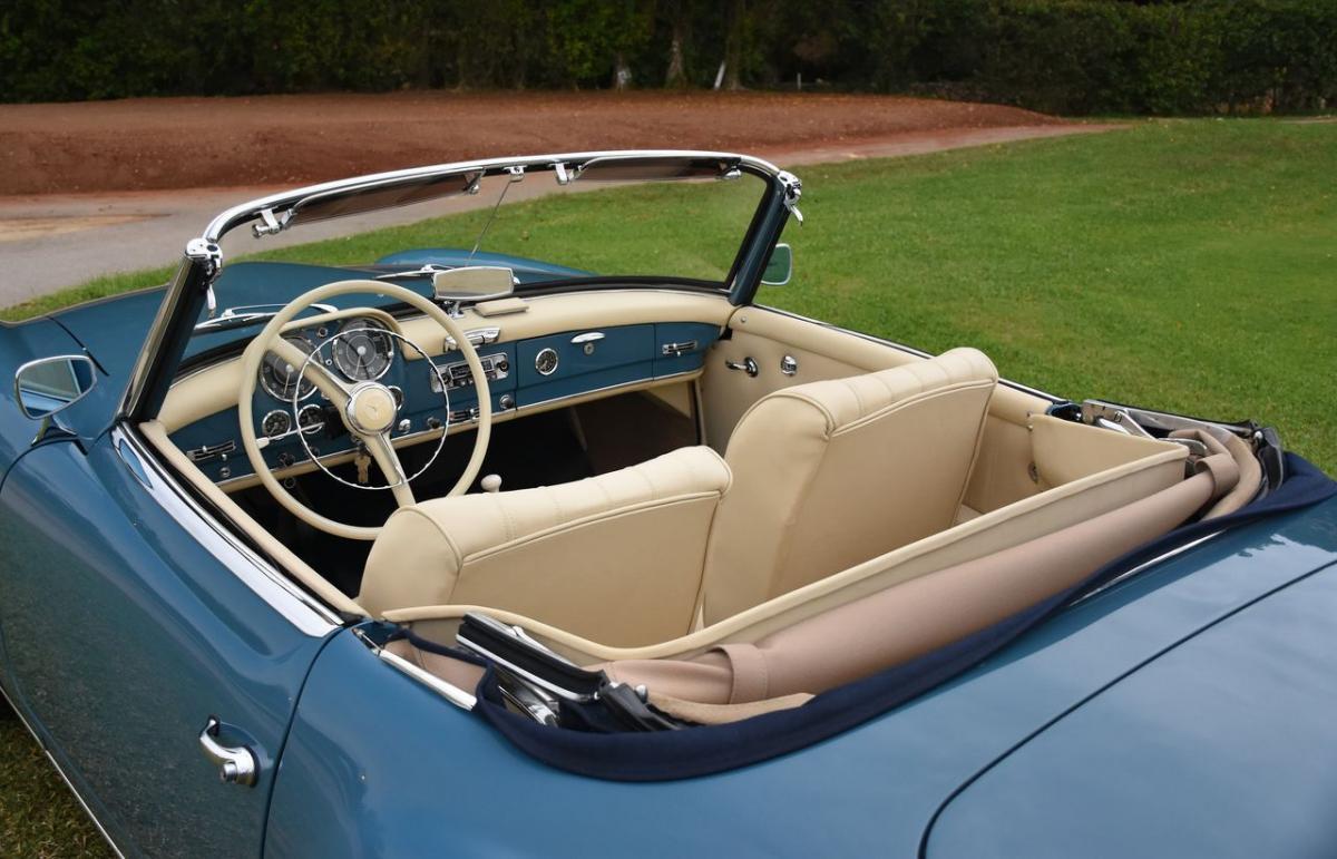Strange 1962 Mercedes Benz 190Sl Roadster Cars For Sale Antique Wiring Digital Resources Millslowmaporg