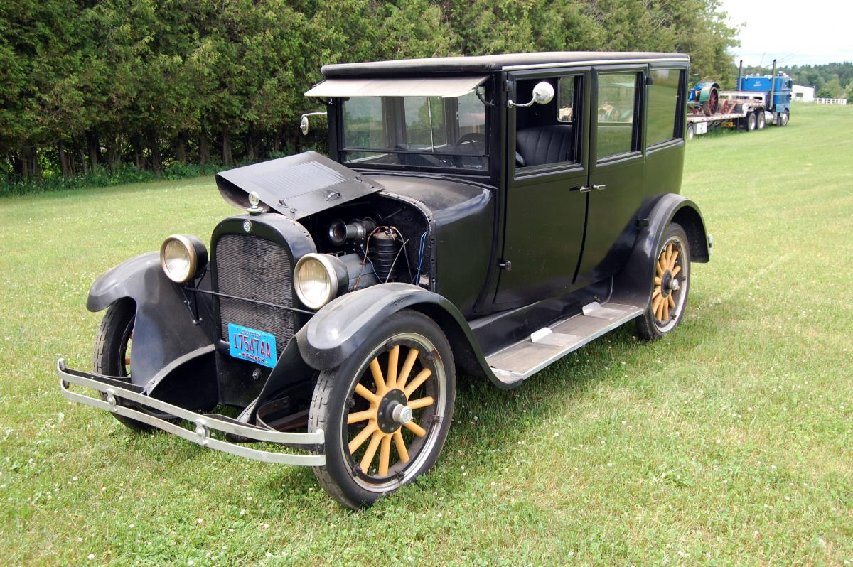 Craigslist Wausau Cars >> 1924 Dodge Business Sedan For Sale Sold On Facebook Market