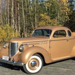 Twin carbs on a 1938 Chrysler 242 flathead 6 - Technical