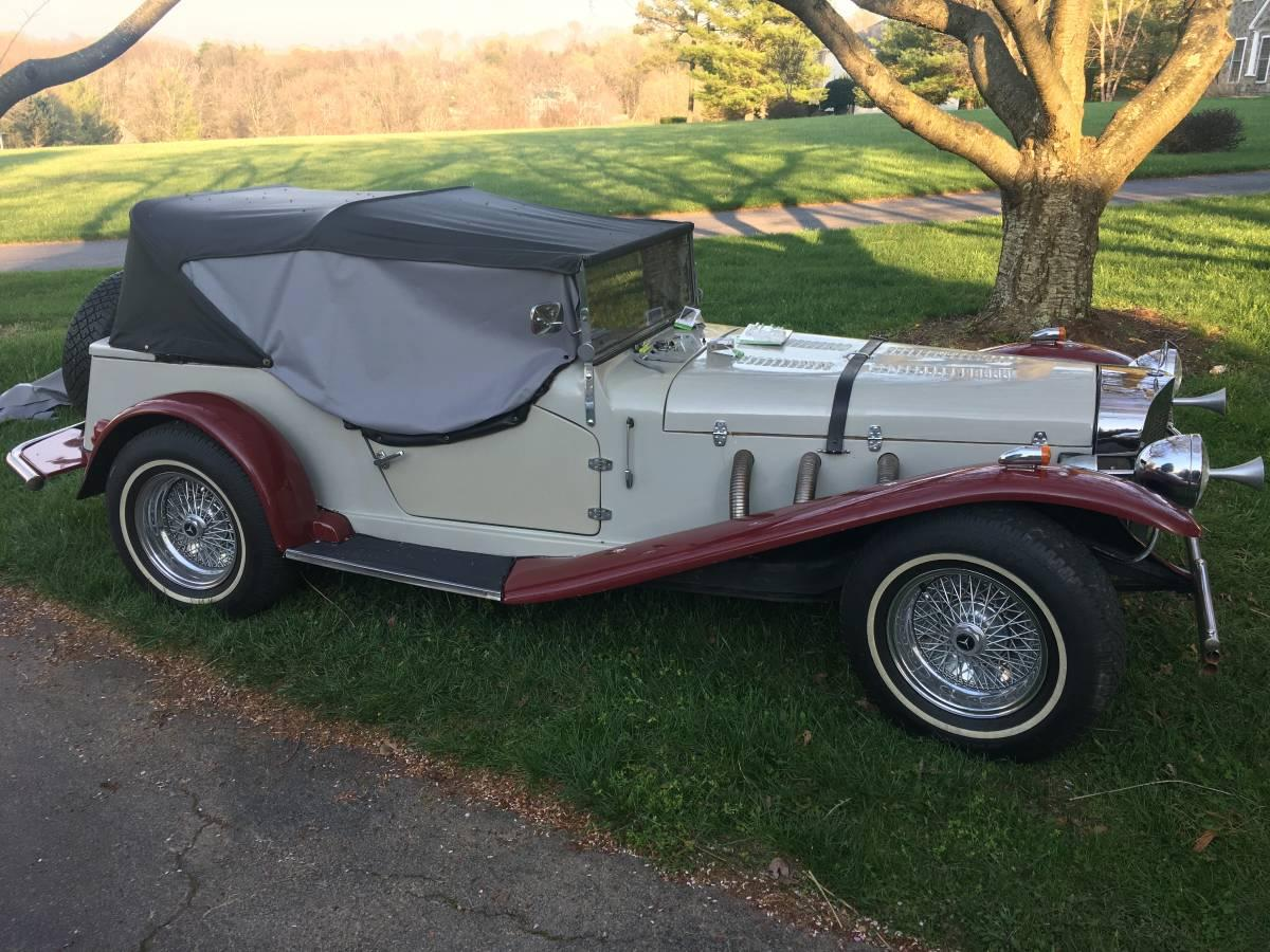 1929 Mercedes Ssk General Discussion Antique Automobile Club Of