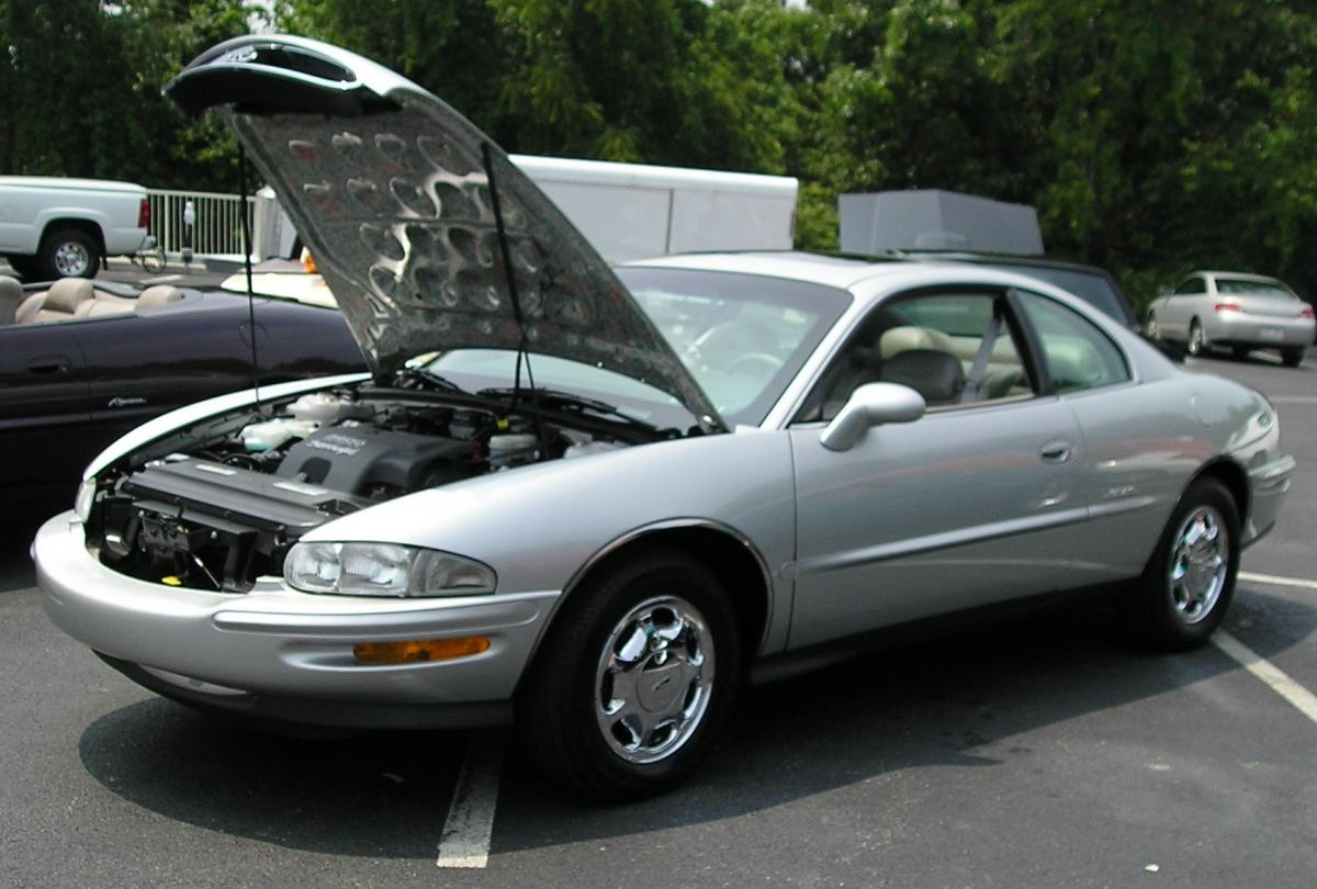 Download 1999 Buick Riveria