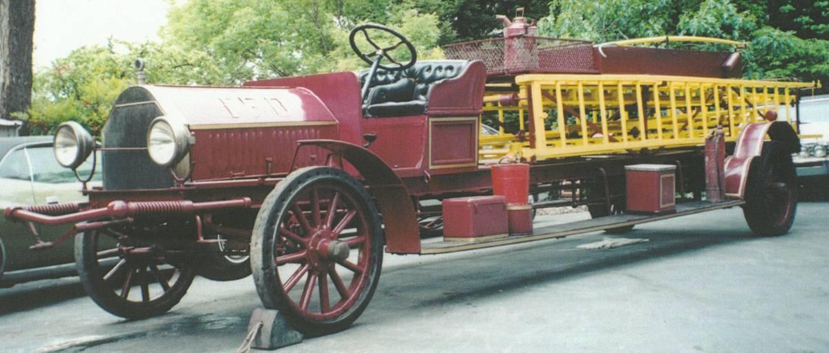 Craigslist Seattle Cars By Owner >> 1912 Seagrave City Service Fire Truck Seattle Wa