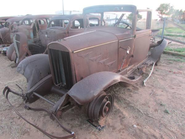 1929 Chrysler 77 parts car lubbock TX craigslist - Chrysler