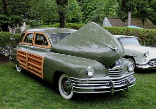 1948 Packard Station Sedan - Cars For Sale - Antique