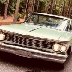 1960 Pontiac Bonneville Maude Our Cars Restoration Projects Antique Automobile Club Of America Discussion Forums