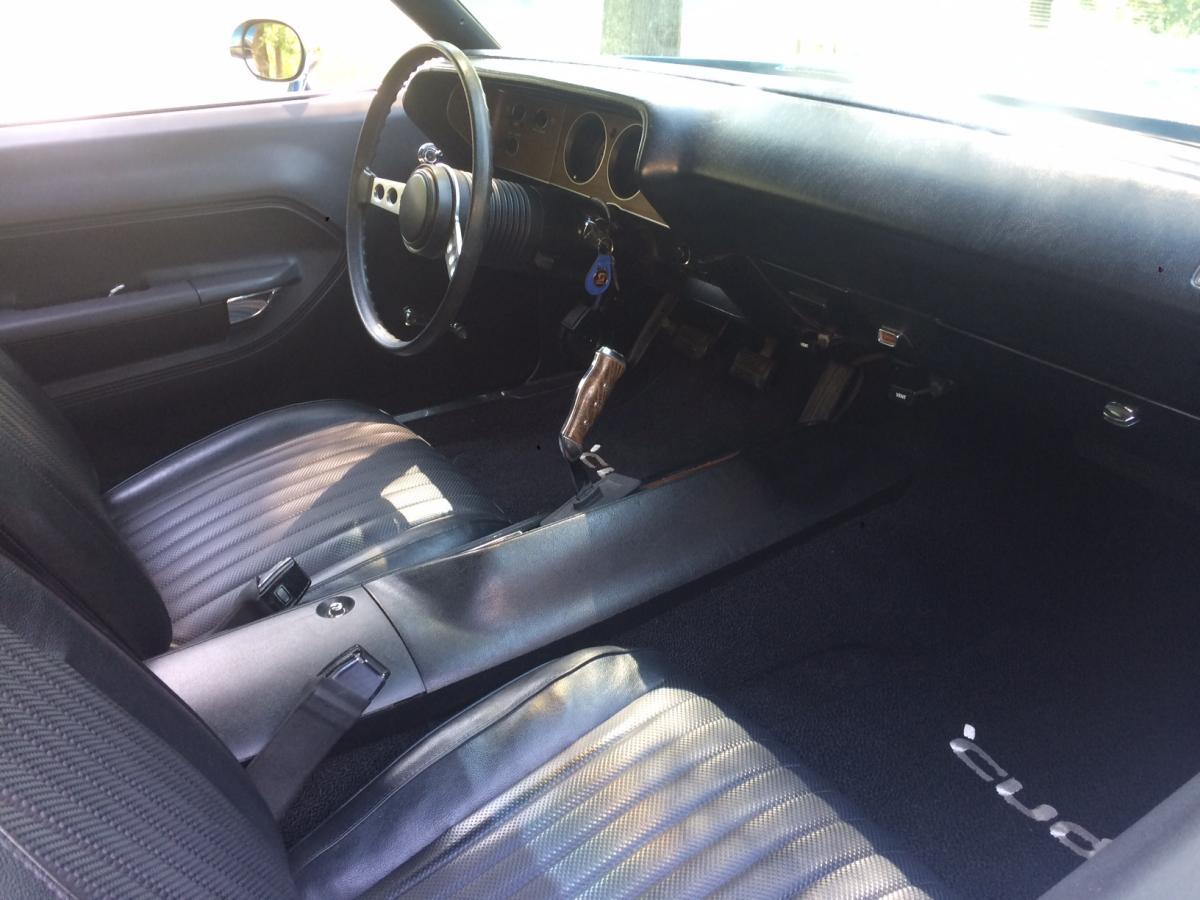 1973 Cuda 440-6 / 4 Speed! - Cars For Sale - Antique Automobile Club ...