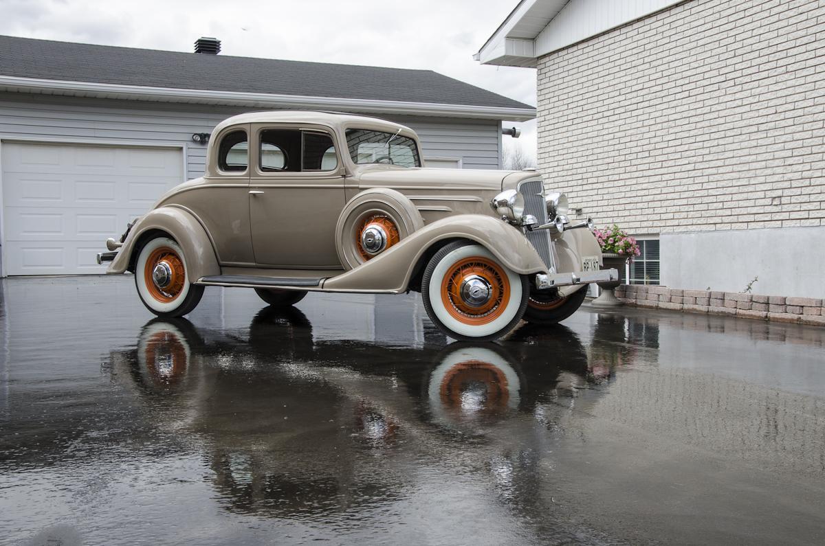1934 Chevrolet Master - Cars For Sale - Antique Automobile
